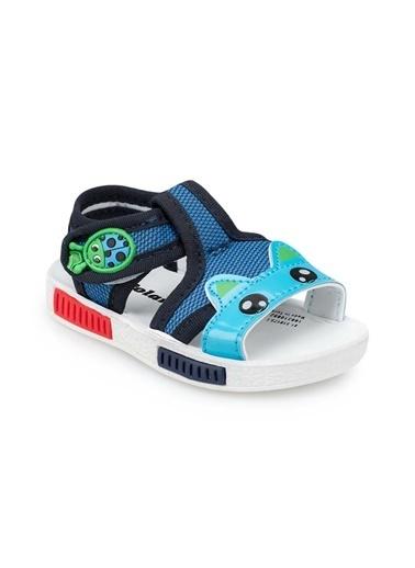 Polaris Sandalet Mavi